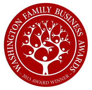 2013 Family Biz AWARD WINNER