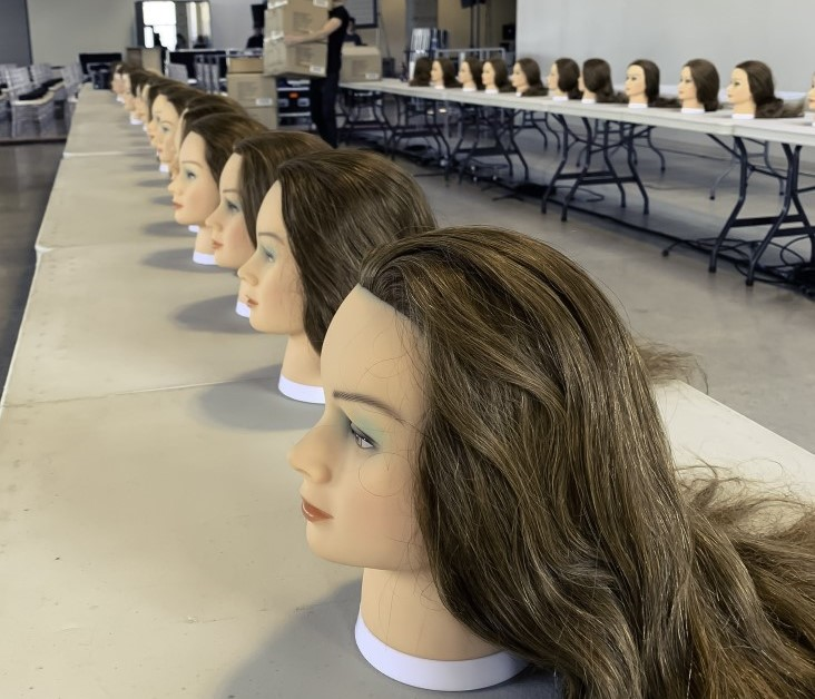 evaluating a cosmetology school campus